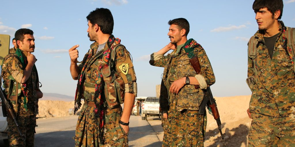 PKK Claims It To Withdraw 'Guerrilla Forces' From Iraq's Sinjar