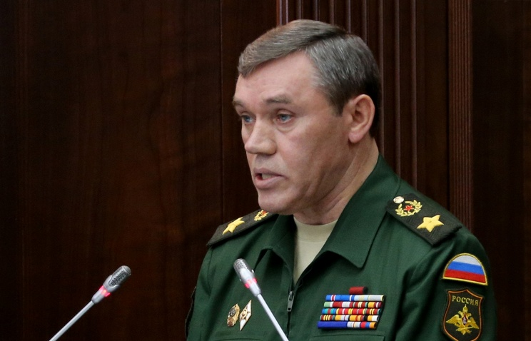 All Militant Groups In Syria Receive Arms, Money, Tasks From Aboard - Russian General Staff