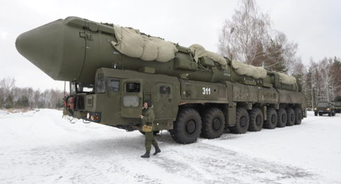 Over 10,000 Troops To Participate In Russia's Strategic Missile Force Drills
