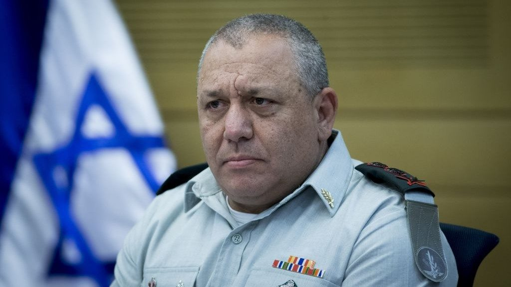 Israel Resumes Hitting Targets In Syria: Chief Of General Staff