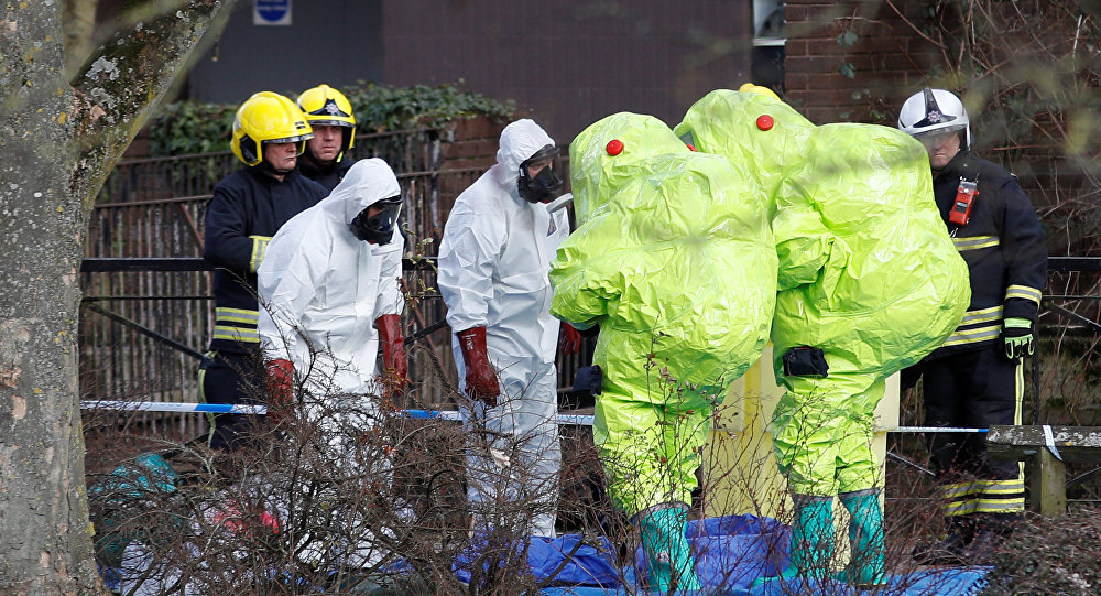 Skripal Case - The Big Picture
