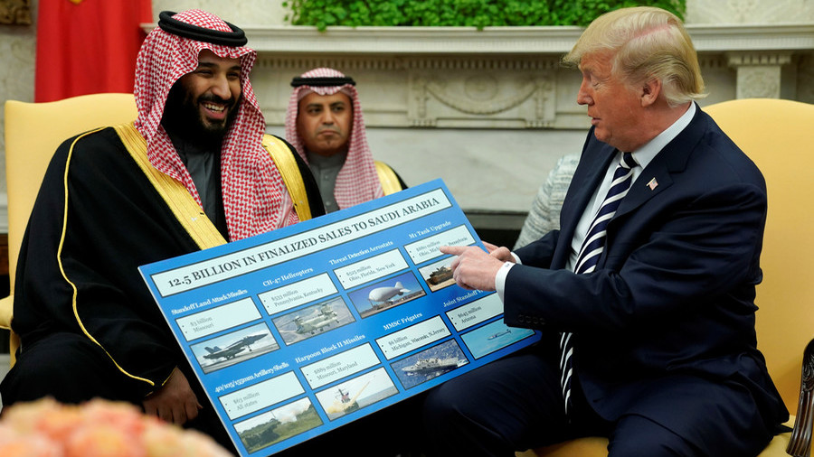 Saudi Arabia Spreading Wahhabism At West's Request: Crown Prince