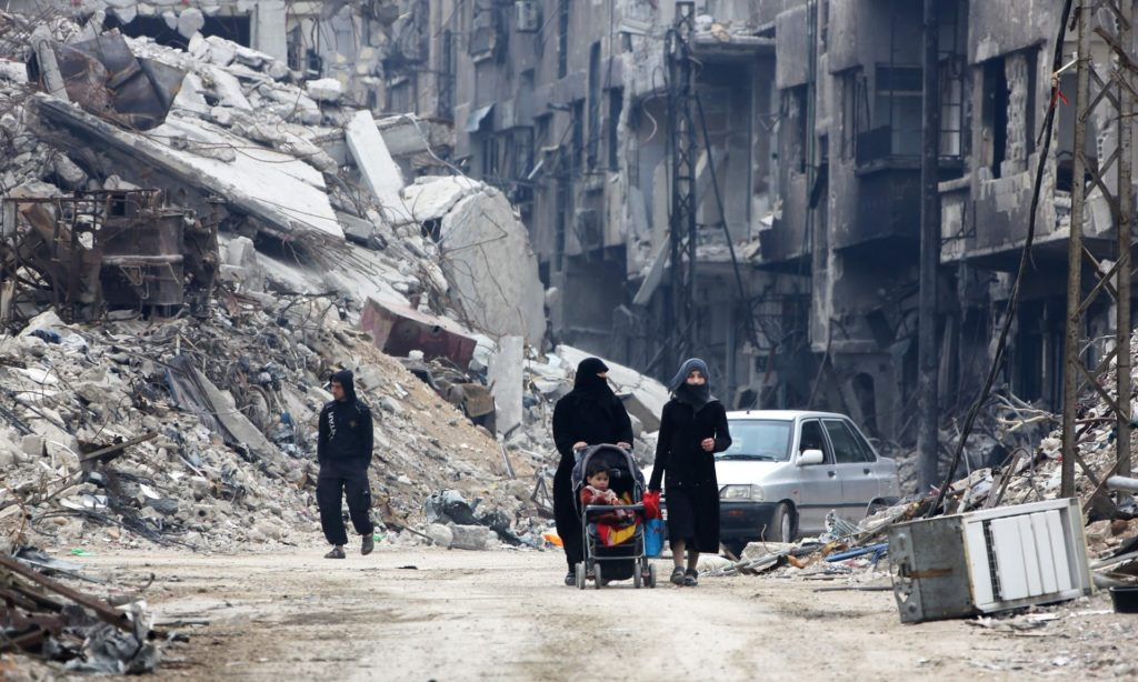 Over 143,000 People Evacuated From Damascus' Eastern Ghouta - Russian Military