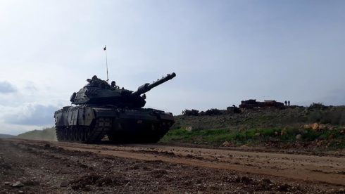 Turkish Forces Captured Two More Villages From YPG In Afrin