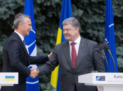 Moldova, Georgia, Ukraine Create New Anti-Russian, Pro-NATO Alliance