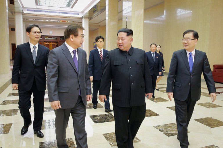 South Korea Claims North Agrees On Summit, Promises To Stop Sabre-Rattling