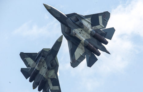 Su-57 Fighter Jets Successfully Passed Combat Tests In Syria - Russian DefenseMinister