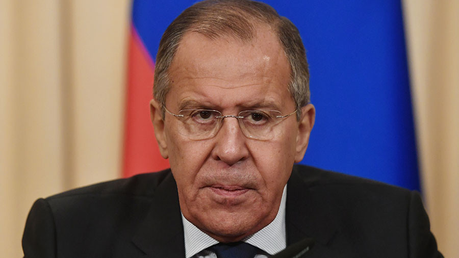 Lavrov: Terrorist Nest In Idlib Must Be Uprooted