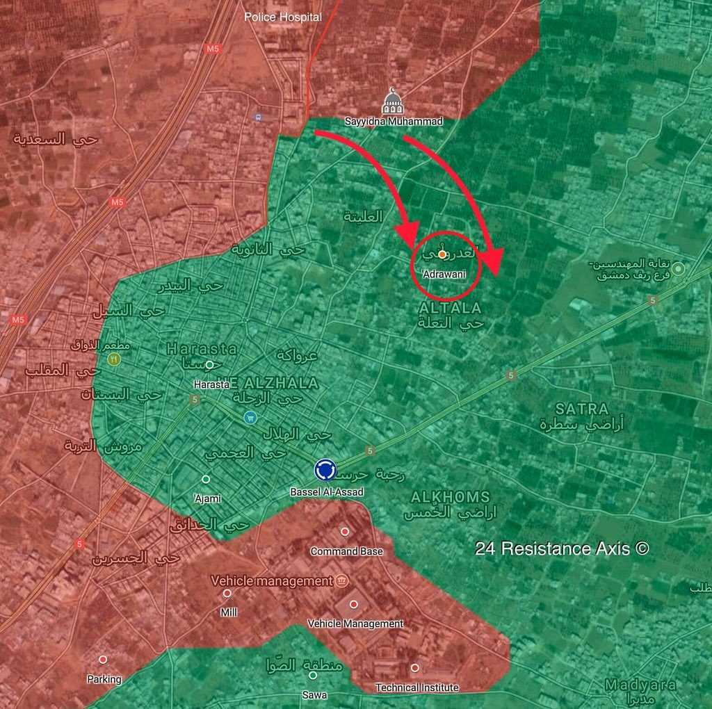 Overview Of Battle For Eastern Ghouta On March 10, 2018 (Videos, Maps)