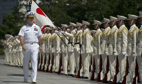 With World Focused on North Korea, Japan Quietly Expands Its Military Might