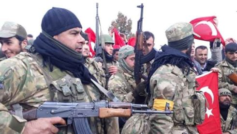 Turkey: 950 km2 Captured, 3,291 'Terrorists' Neutralized In Afrin Operation
