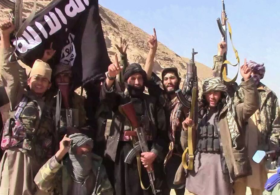 10 Killed In Suicide Attack Of ISIS In Afghan Capital