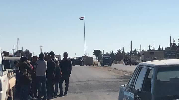 YPG Handing Over Checkpoints Near Tell Rifaat, Menagh Airbase To Government Forces - Reports