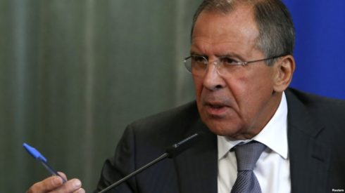 """Lavrov: US Strike On Syria Will Have """"Grave Consequences"""""""