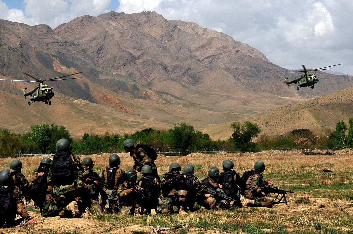 Afghan Army Conducted 69 Special Operations Against ISIS And Taliban Within 24 Hours
