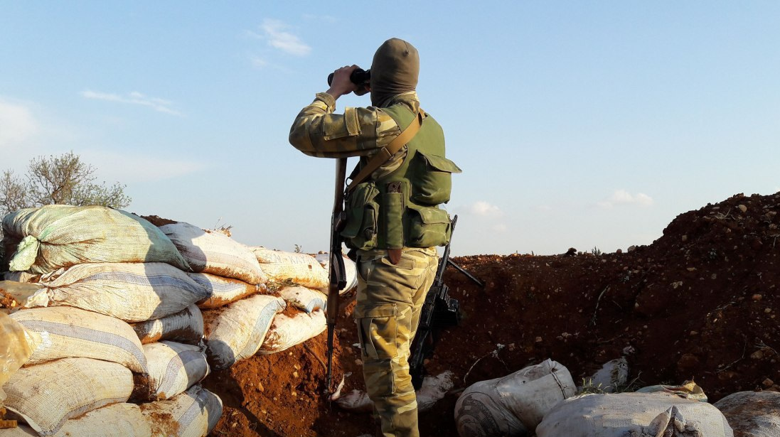 Hay'at Tahrir al-Sham Resumes Attack On Syrian Liberation Front In Idlib And Aleppo