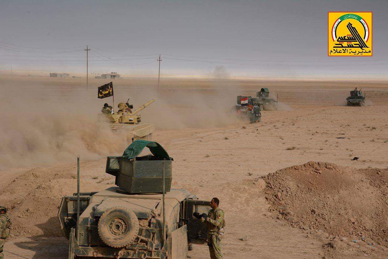 Senior Official: ISIS Is Planning To Storm Key Iraqi City North Of Baghdad