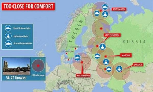 Sweden Unveils Plans For 'Total Societal Mobilization' Against Russia