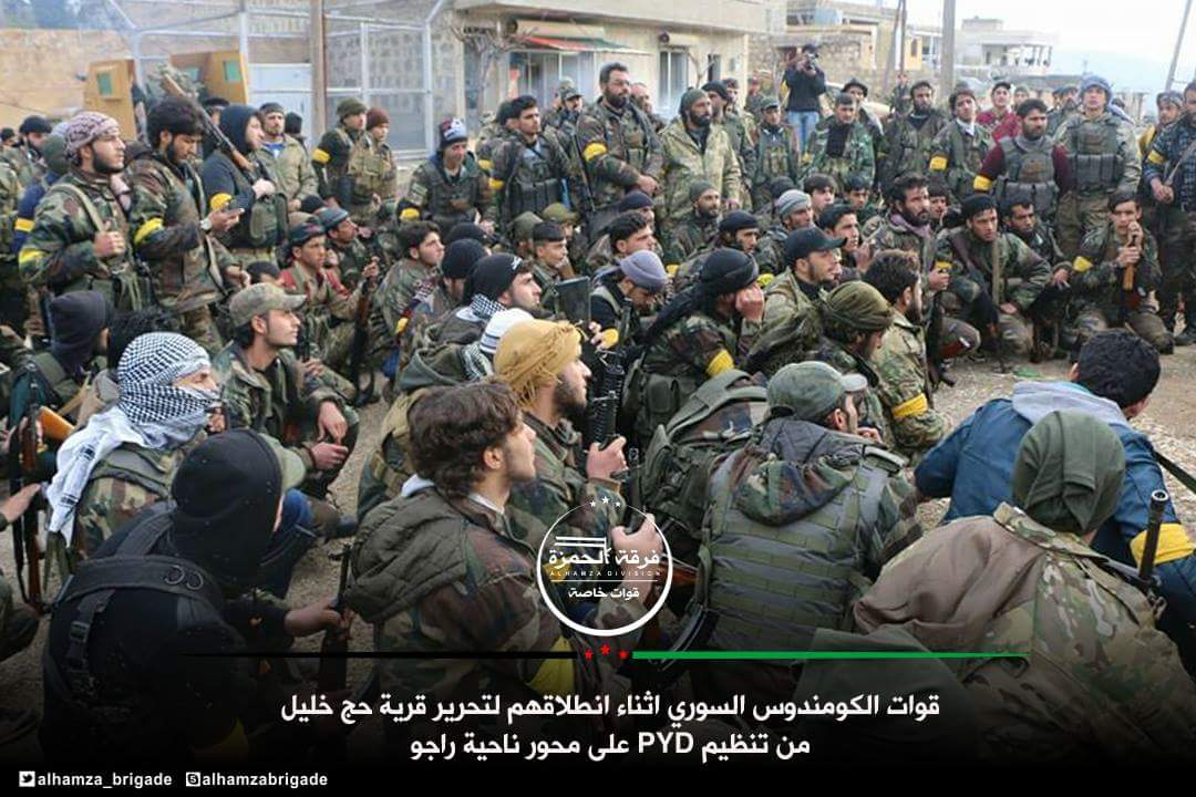 Turkish Army Captures Center Of Sheikh al-Hadid District In Afrin, Secure Route To Idlib (Photos)