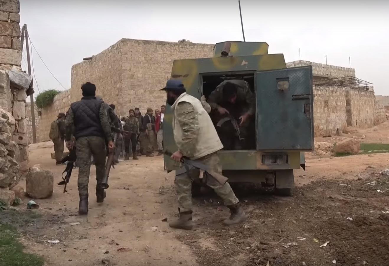 Hay'at Tahrir al-Sham Launches Counter Attack Against SLF, Recaptures Key Village