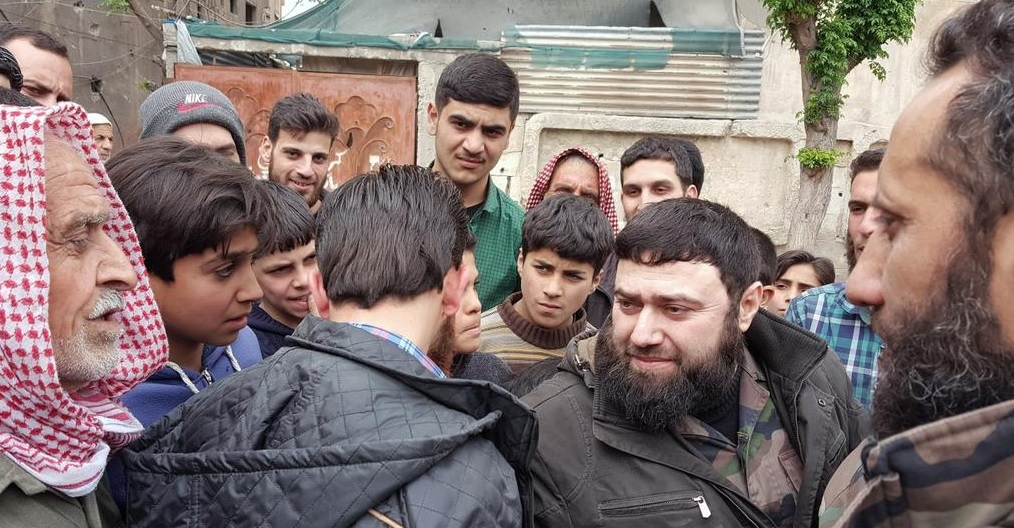 Russia Says Agreement Is Reached With Militants In Duma. Jaysh al-Islam Denies