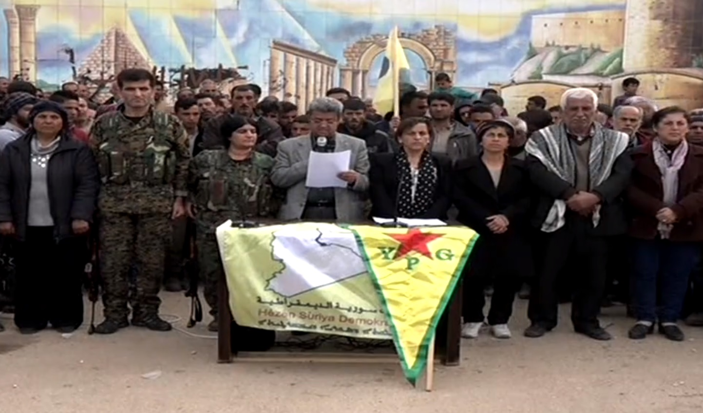 Afrin Self-Administration Blames Russia For Fall Of Afrin, Says New Phase Of Battle Begins