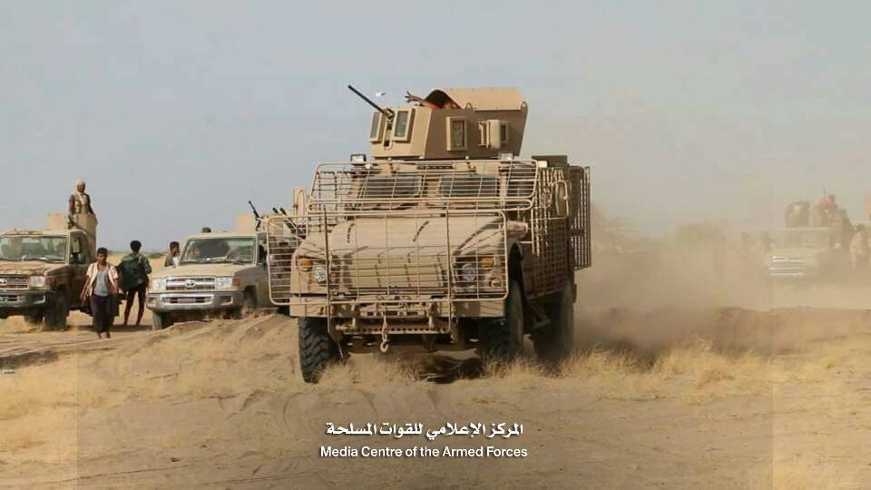 Saudi-led Coalition Foils Amphibious Attack By Houthis, Intercepts Missile In Western Yemen
