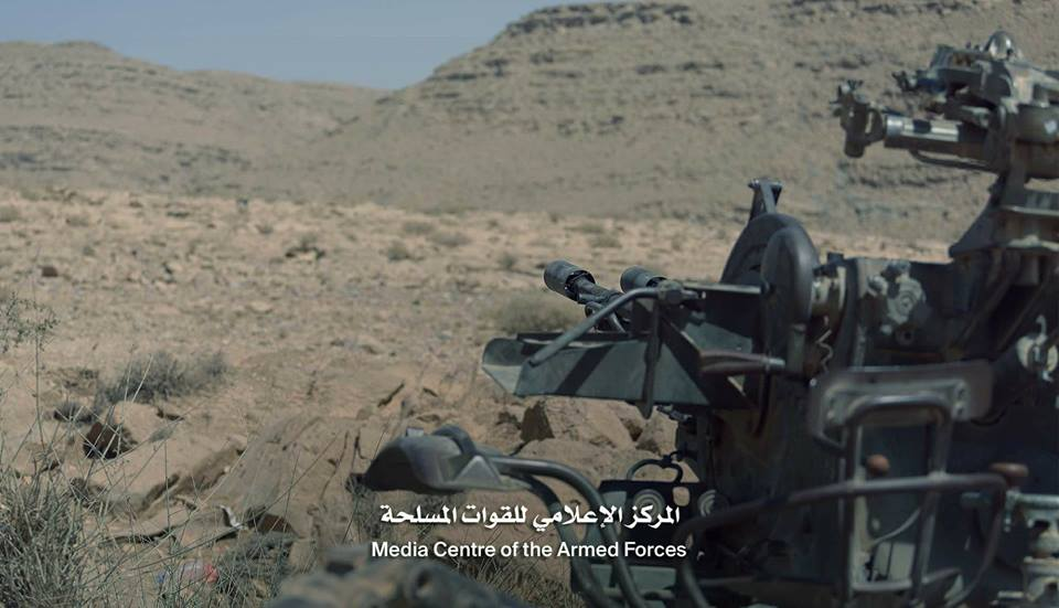 Saudi-led Coalition Imposes Control Of Nati' District In Centeral Yemen