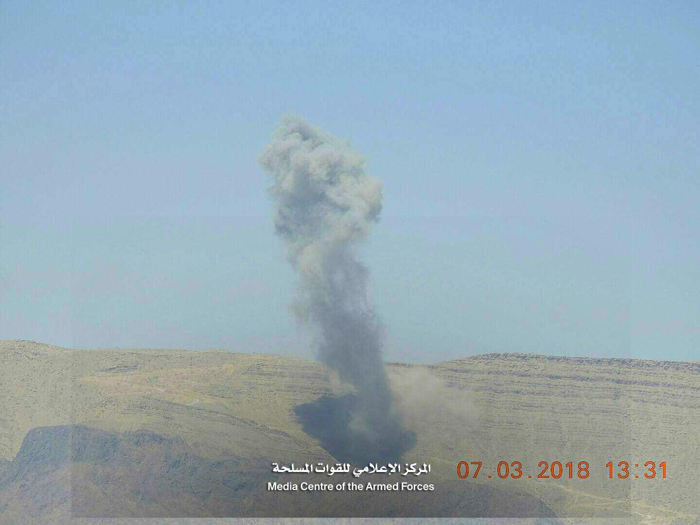 Saudi-led Coalition Advances In Yemeni Province Of Saana, Repels Large Houthi Attack