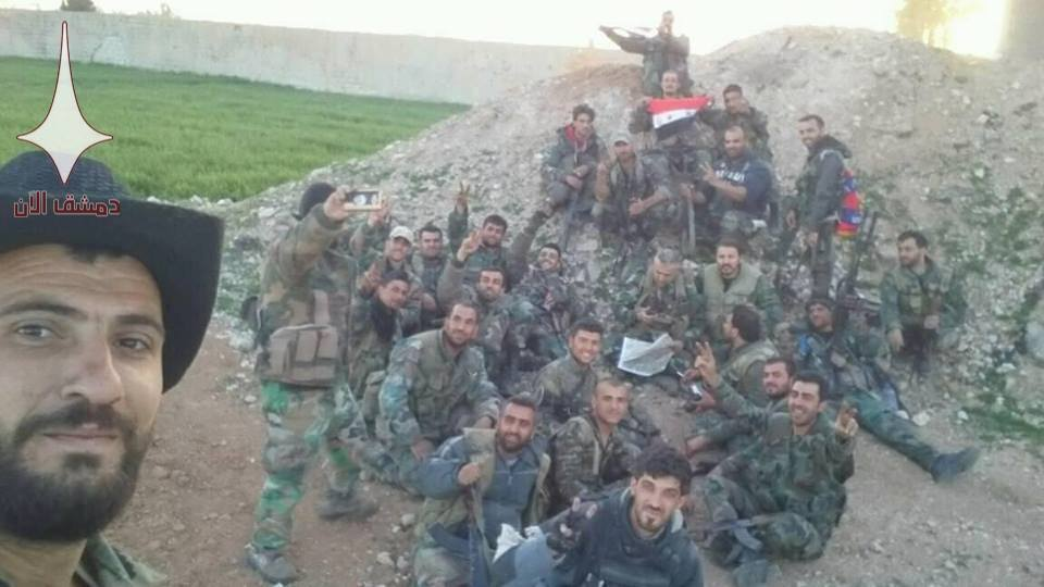 Syrian Army Pushes Further, Captures Key Base In East Ghouta (Photos, Map)
