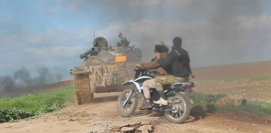 Militants Preparing For New Attack On Government Forces' Positions In Northern Hama