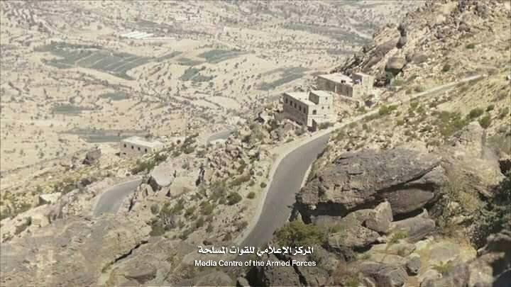 Saudi-led Coalition Captures Several Villages Around Taiz City