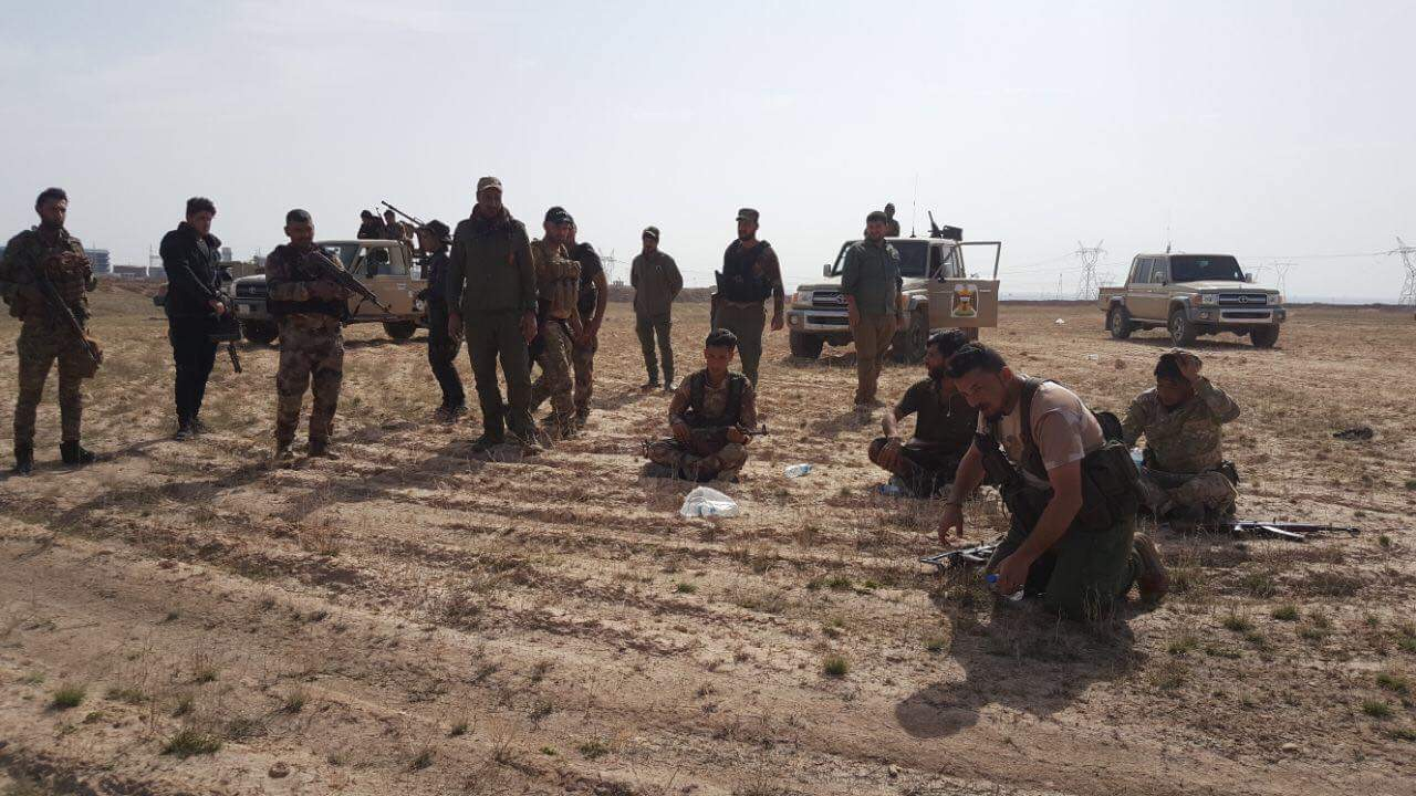 Iraqi Forces Kill 80 ISIS Fighters In Kirkuk Province