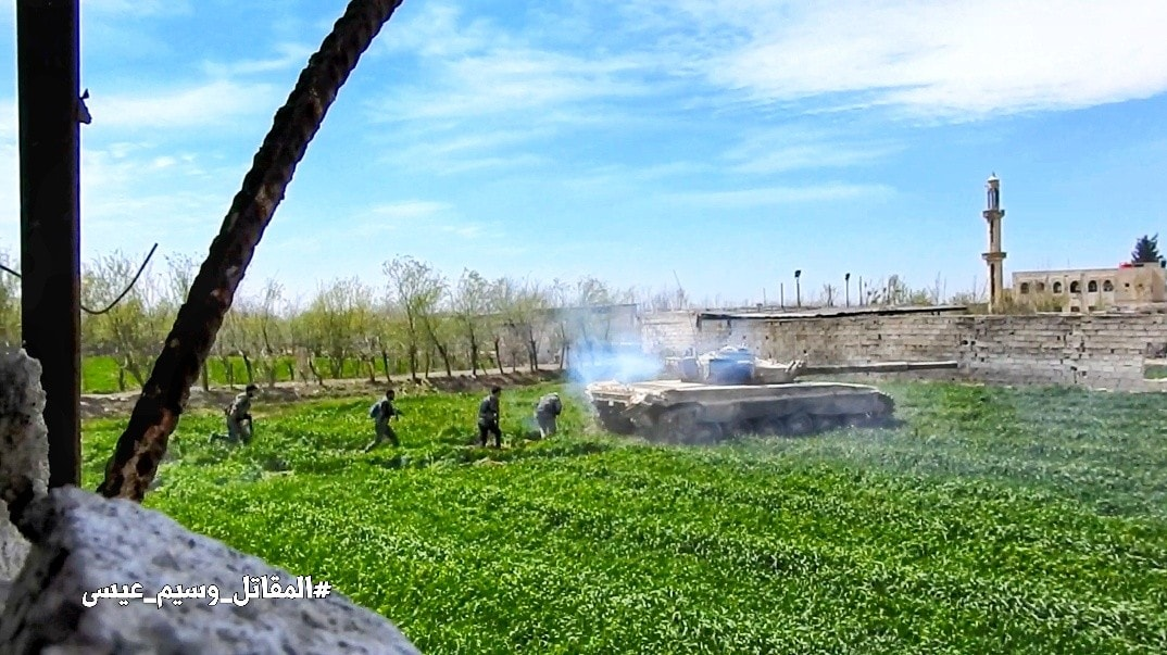 Syrian Army Captures 70% Of Ayn Tarma Farms (Video)