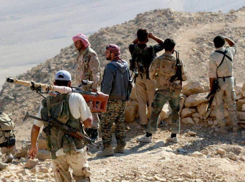 Russia Gives Militants In Eastern Qalamun Second Chance