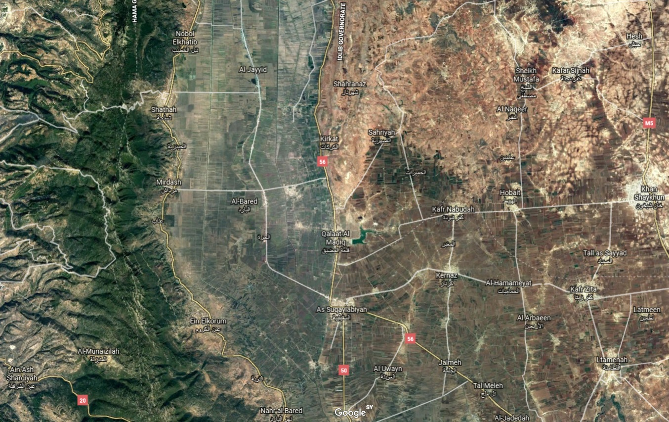 Russia, Syrian Army Threaten Militants In Northwestern Hama With Military Operation - Media