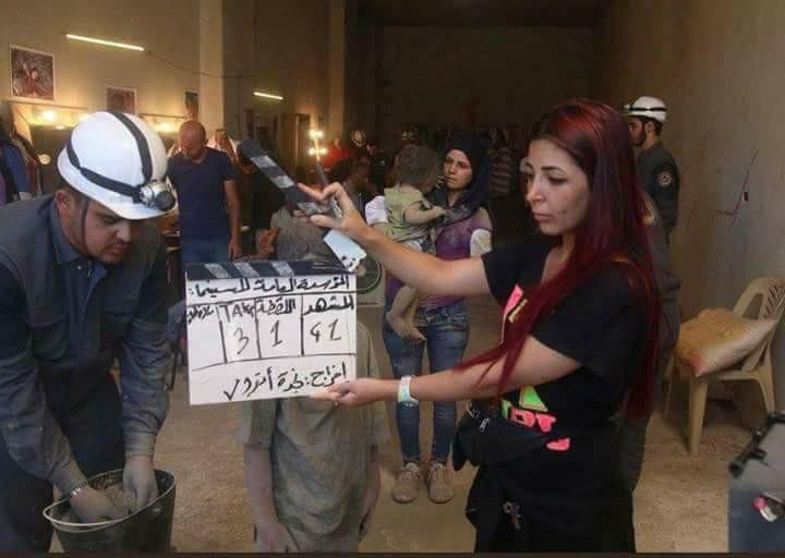 "In Photos: White Helmets Media Studio Producing ""Evidence Of Assad Regime War Crimes"""