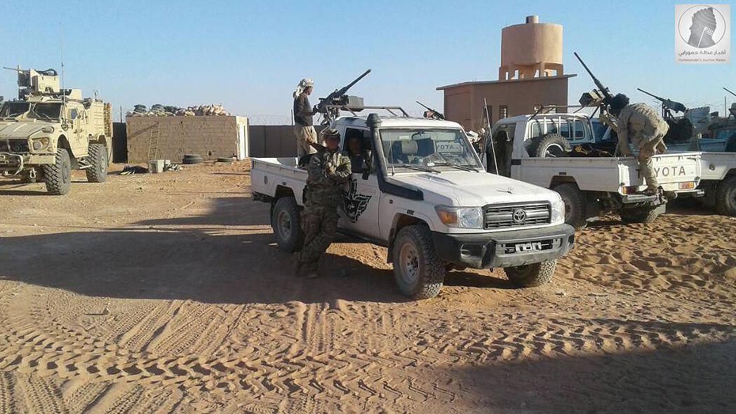 Another U-Turn: U.S. May Keep Troops In Al-Tanaf Base