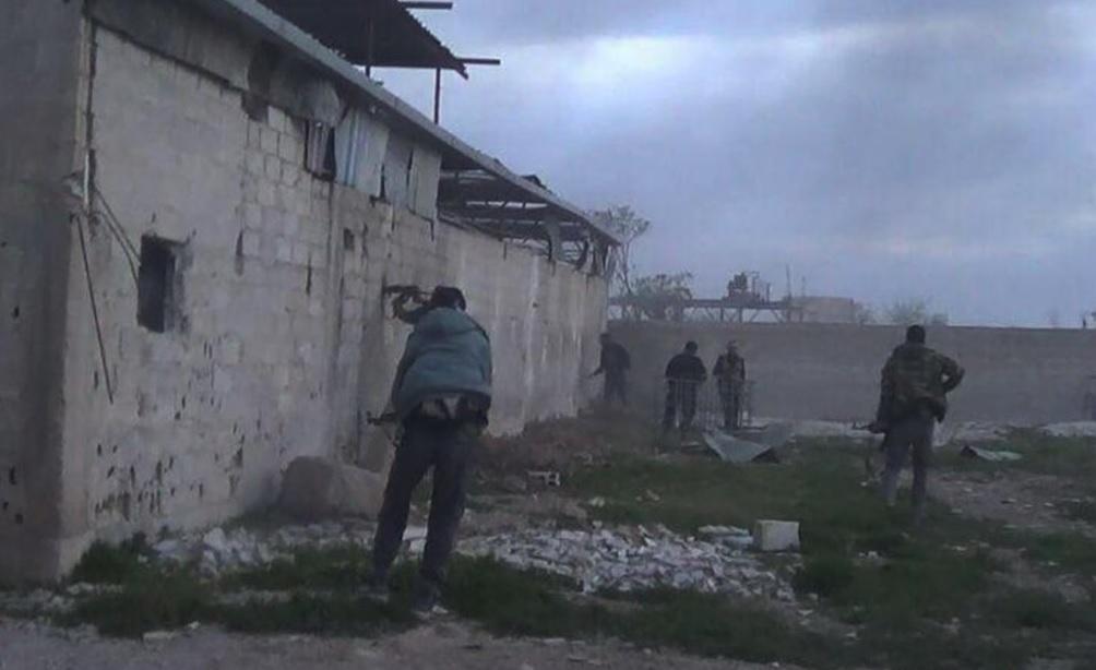 Gunmen Attacked UN Experts In Syria's Duma