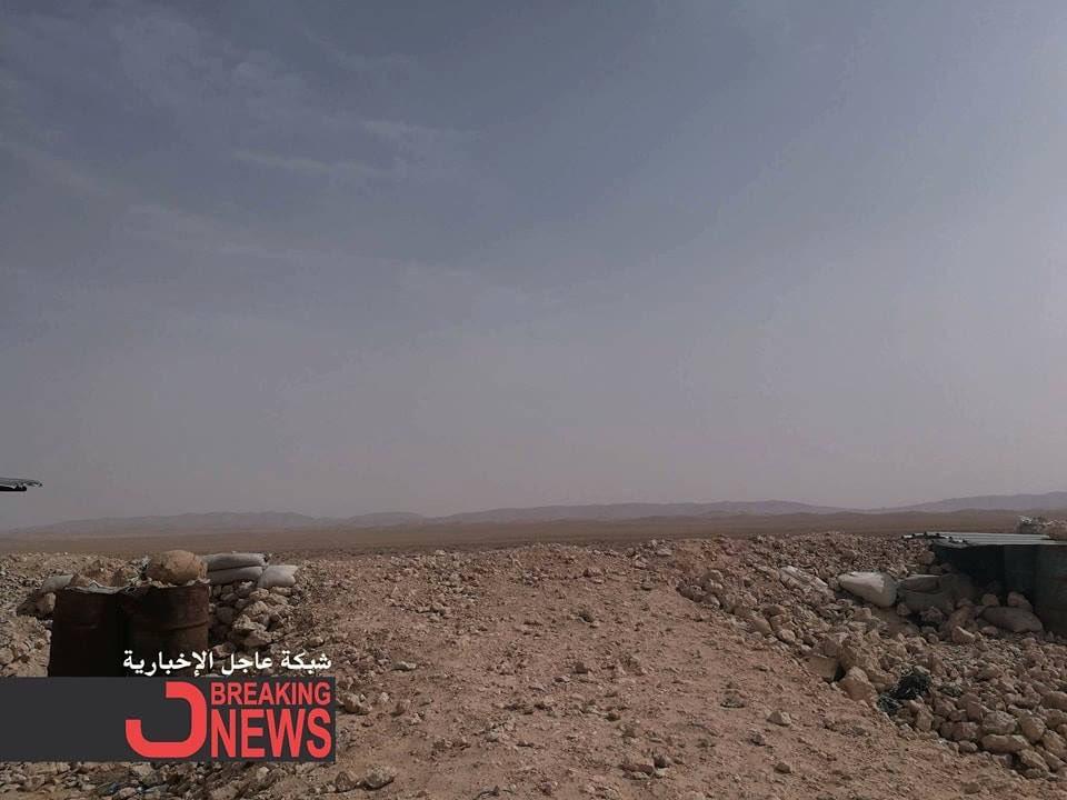 Syrian Army Expands Security Zone Around al-Qaryatayn, East Qalamun And Eastern Ghouta (Photos, Video)