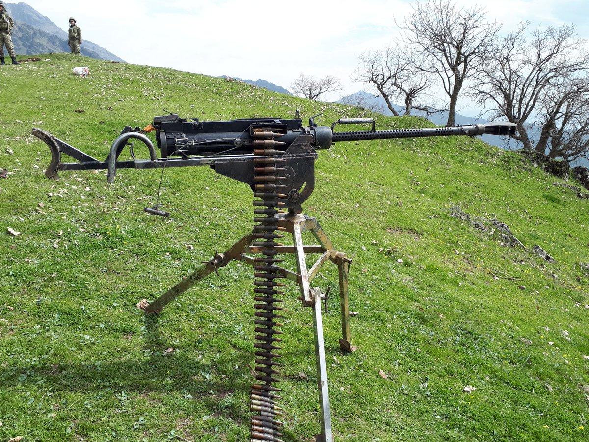 Turkish Army Neutralizes Ten PKK fighters In Northern Iraq (Photos)