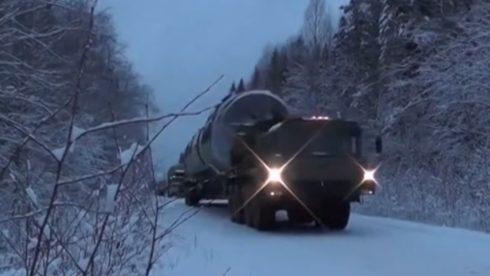 "Putin: New Hypersonic ICBM Is ""Breakthrough"" For Russian Missile Program"