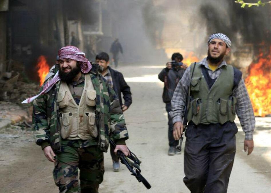 Clashes Between Jaysh Al-Islam And Ahrar Al-Sharqiyah In Afrin Cause Casualties Among Turkish-backed Militants