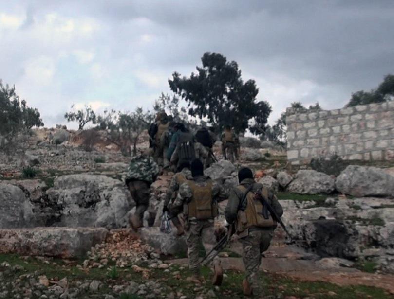 Hay'at Tahrir al-Sham Captures Key Base In Western Aleppo From SLF