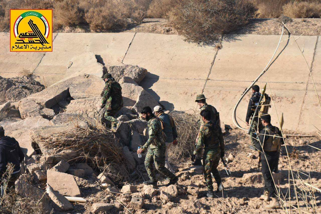 Security Forces Arrest 24 ISIS Members Around Mosul. Terrorists Attack Police In Tikrit