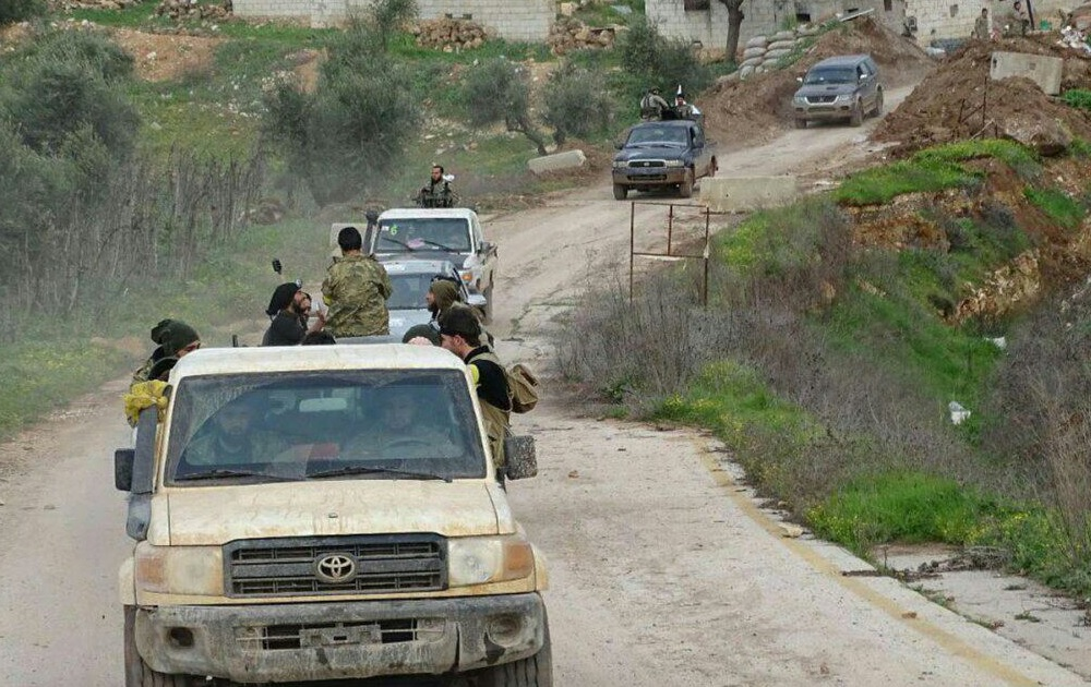 Turkish Army Advances In Northwestern Afrin, Prepare To Expand Its Operation (Photos)