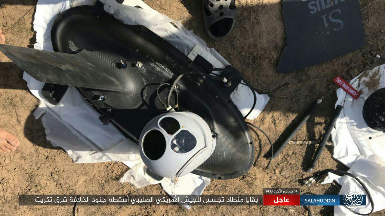 ISIS Attacks Iraqi Army Around Mosul, Shoots Down Surveillance Blimp Over Tikrit (Photos)
