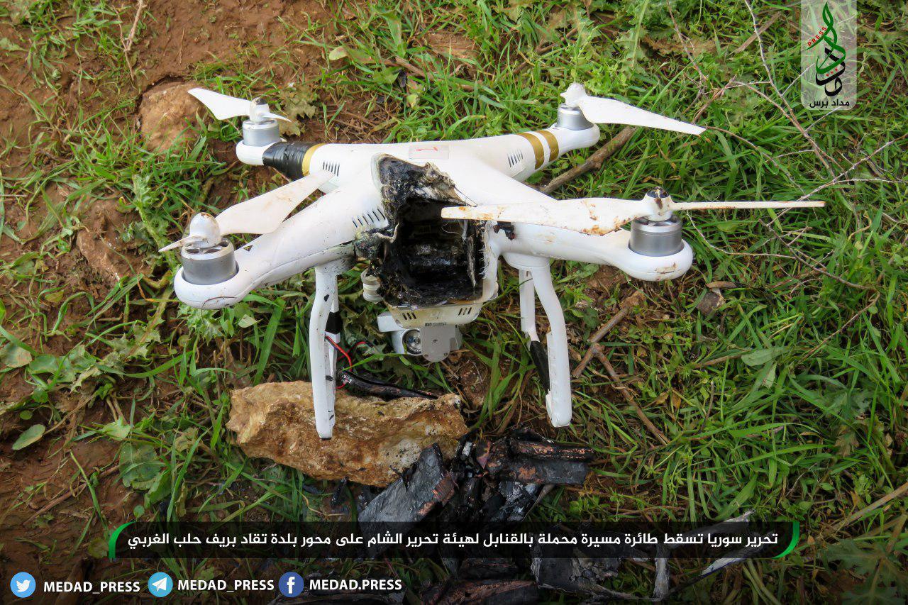シリア解放戦線、西アレッポのいくつかの地位を再獲得Hay'at Tahrir al-Sham