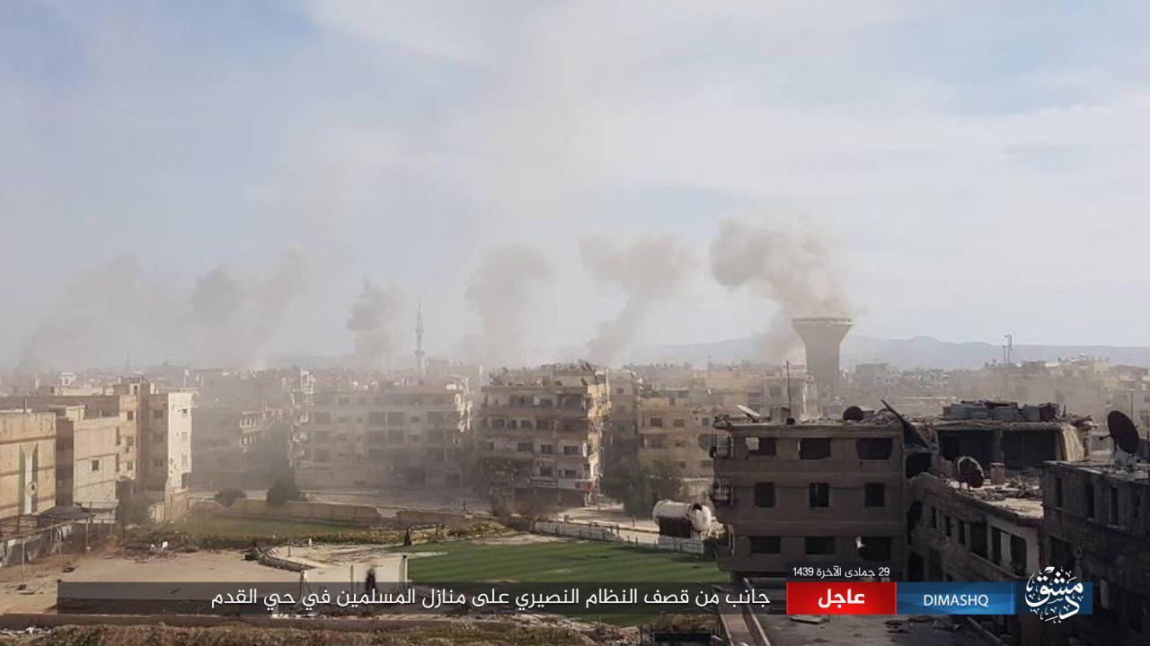 ISIS Fighters Kill Dozens Of Syrian Soldiers, Continue Advancing South Of Damascus (Photos)