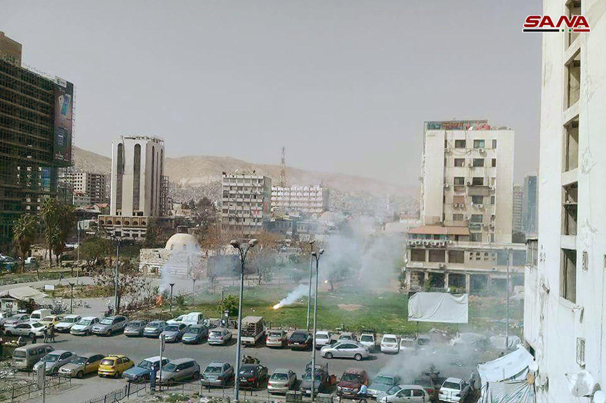 Syrian Army Imposes Control Over Ayn Tarma's Farms. Militants Shell Damascus (Map, Photos)
